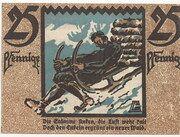 25 Pfennig (Hirschberg in Schlesien; Handelskammer) – reverse