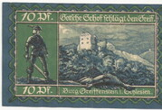 10 Pfennig (Greiffenberg; Sparkasse) – reverse