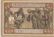 25 Pfennig (Greiffenberg; Sparkasse) – reverse