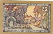 25 Pfennig (Bad Kudowa) – reverse