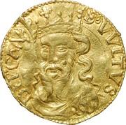 1 Grosso d' oro a cavallo – obverse