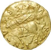 1 Grosso d' oro a cavallo – reverse