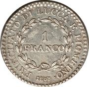 1 Franco - Felice – reverse