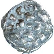 Denaro - Enrico II di Sassonia – reverse