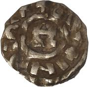 Denaro - Ottone II di Sassonia – obverse