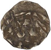 Denaro - Ottone II di Sassonia – reverse