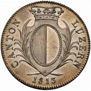 4 Franken – obverse