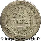 2½ Batzen – reverse