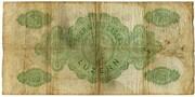 50 Francs (Die Spar- und Leih-Cassa des Kantons Luzern) – reverse