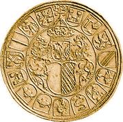 20 Goldgulden – reverse