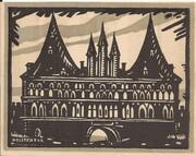 50 Pfennig (Lübeck; Vereinigung zur Kunstpflege) – reverse
