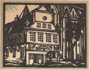 1 Mark (Lübeck; Vereinigung zur Kunstpflege) – reverse