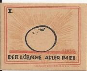 20 Pfennig (Lübeck) – reverse