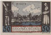 50 Pfennig (Gothmund; Fischermeister) – obverse