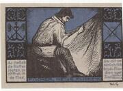 50 Pfennig (Gothmund; Fischermeister) – reverse