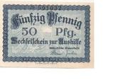 50 Pfennig (state issue) – obverse