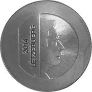 5 Euro - Henri I (Steel Production) -  obverse