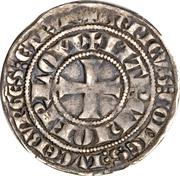 Gros Tournois - Henri VII – obverse