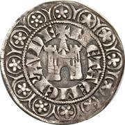 Gros Tournois - Henri VII – reverse