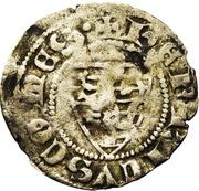 Quarter Gros - Henri VII – obverse
