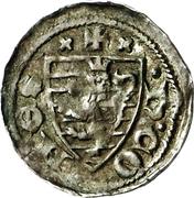 Denier - Henri VI (globe) – obverse