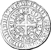 Plaque - Charles IV – reverse