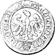 1/3 Gros - Charles IV – obverse
