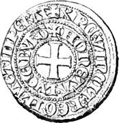 1/3 Gros - Charles IV – reverse