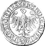 Tournois Gros - Charles IV – obverse