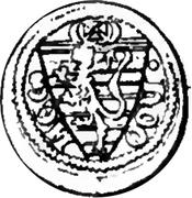 Denier - Henri VI – obverse