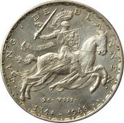 20 Francs - Charlotte (John the Blind) – reverse
