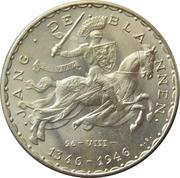 50 Francs - Charlotte (John the Blind) – reverse