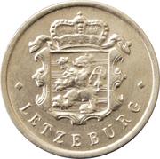 25 Centimes (Aluminium) -  obverse