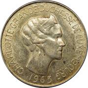 100 Francs - Charlotte -  obverse