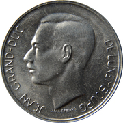 10 Francs - Jean -  obverse