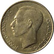 5 Francs - Jean -  obverse