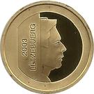 5 Euro - Henri I (Central banks system) – obverse