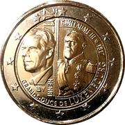 2 Euro - Henri I (William III) -  obverse