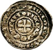 Demi-Gros - Henri VII -  obverse