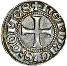 Denier - Henri VII – obverse