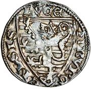 Denier - Henri VII – reverse