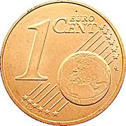 1 Euro Cent - Henri I -  reverse