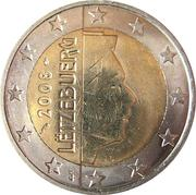 2 Euro - Henri I (2nd map) -  obverse