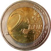 2 Euro - Henri I (Château de Berg) -  reverse