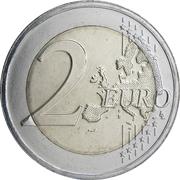 2 Euro - Henri I (William I) -  reverse