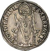 1 Grosso - Henry VII -  reverse
