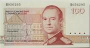 100 Francs – obverse