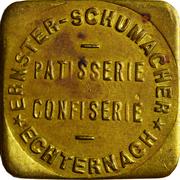 1,25 Francs - Patisserie Ernster-Schumacher (Echternach) – obverse