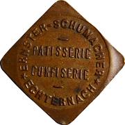 6 Francs - Patisserie Ernster-Schumacher (Echternach) – obverse