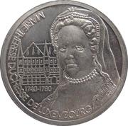 5 ECU (Marie Therese) -  reverse